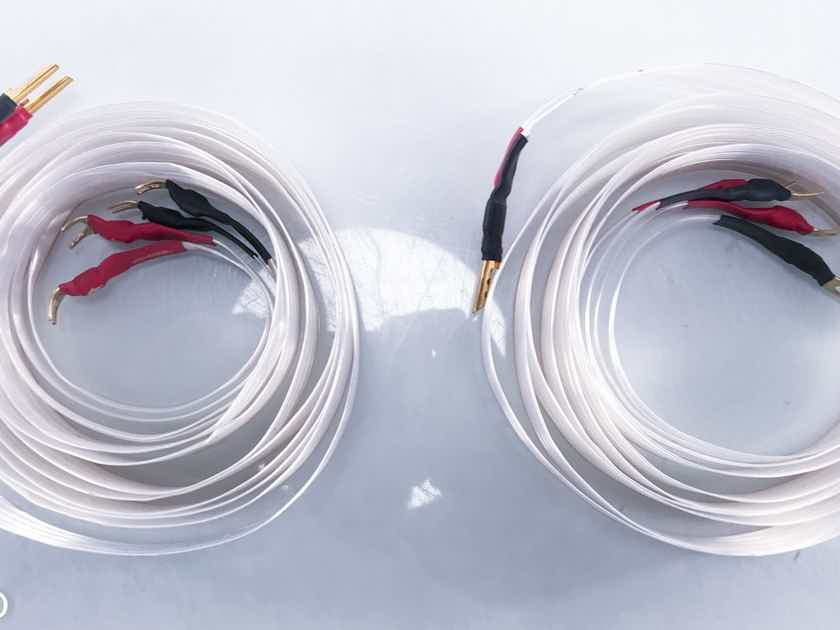 Nordost Red Dawn Rev-2 Bi-Wire Speaker Cables 12ft Pair (15438)