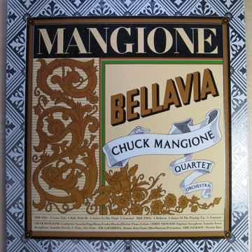 Chuck Mangione - Bellavia - 1975 A&M Records SP-4557