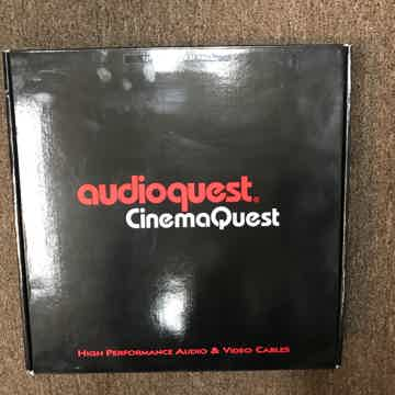 AudioQuest K2 12ft speaker wire pair
