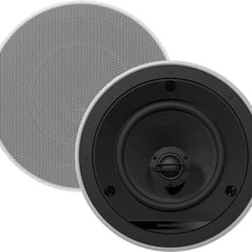 B&W CCM665 In Wall Speakers