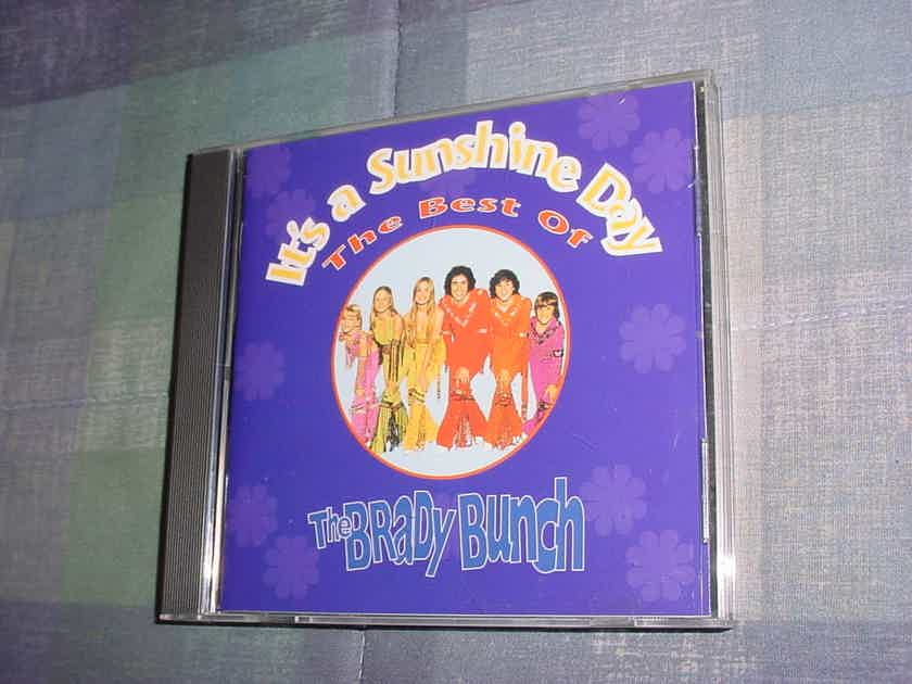 CD The Best Of the Brady Bunch It's a sunshine day 1993 mca