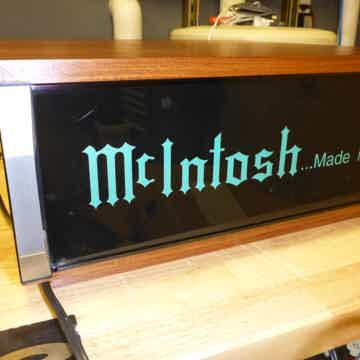 McIntosh light sign