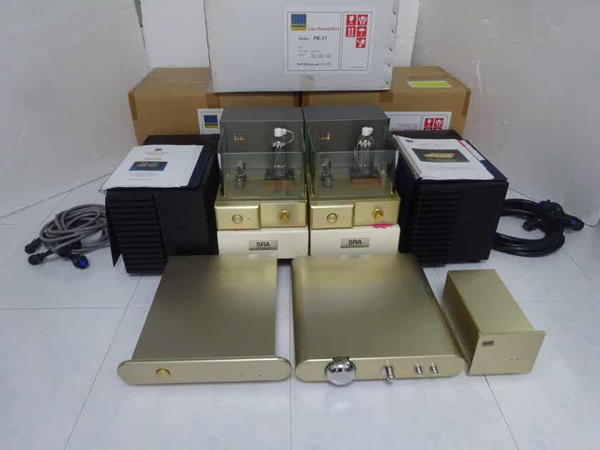 WAVAC Audio MD-805 mkII + Free Tubes (rare) + SRA -