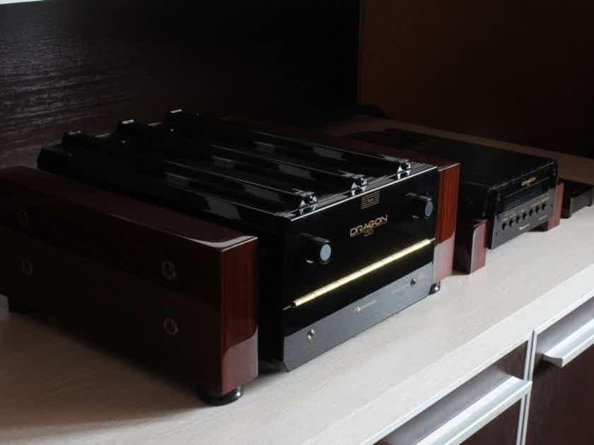 Nakamichi Reference DRAGON Set CD MusicBank & DAC............near San Francisco
