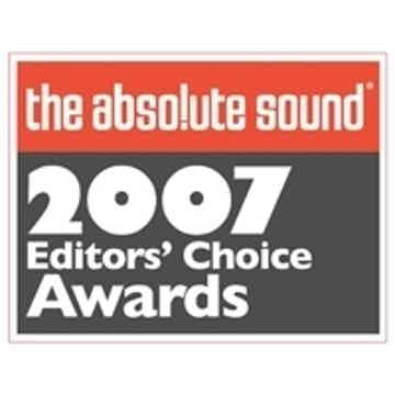 2007 Editor's Choice Award