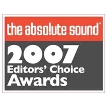 2007 Editor's Choice Award