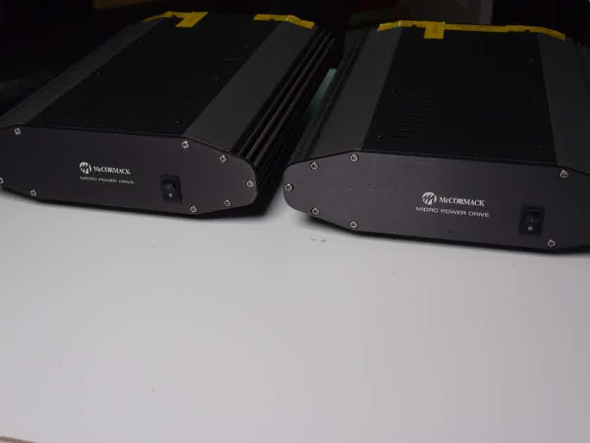 McCormack micro power drive