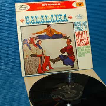"""SVETLANOFF   - """"Balilaika - Music & Songs of White Russ..."""