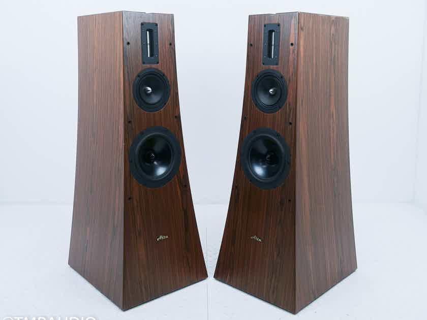 Alta Audio Lelantos Floorstanding Speakers; Rosewood Pair (16057)