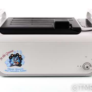 Kirmuss Audio KA-RC-1 Ultrasonic Vinyl Record Cleaner