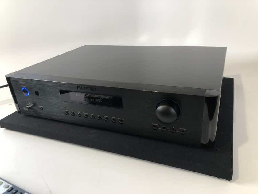 Rotel RC-1570 Preamp/DAC with Phono Input