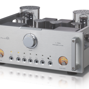 Allnic Audio L-7000 Line Stage Preamplifier