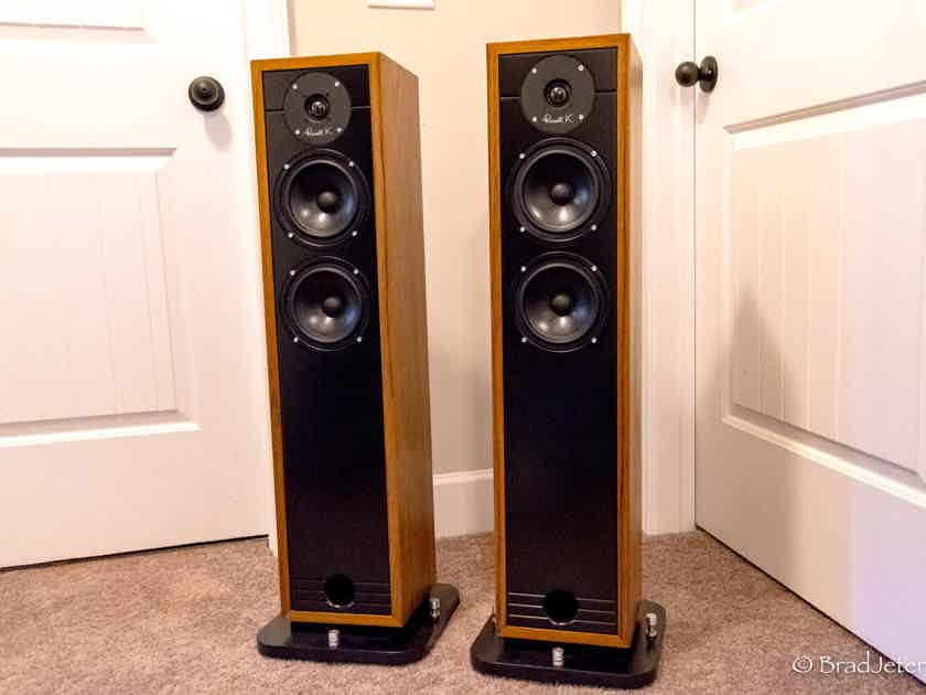 Russell K Red120 Speakers