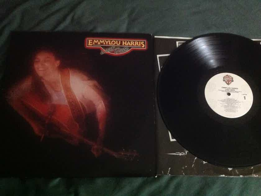 Emmylou Harris - Last Date Warner Brothers Records NM