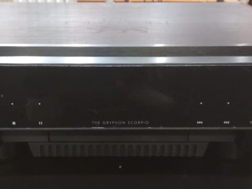 Gryphon Scorpio CD Player Like New!!