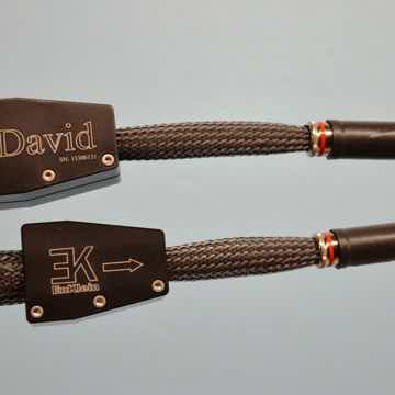 EnKlein David Series RCA Interconnect