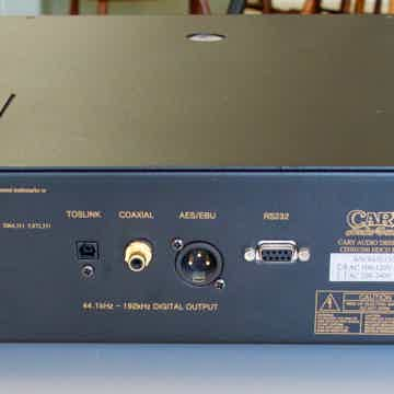 Cary Audio CD-303.300