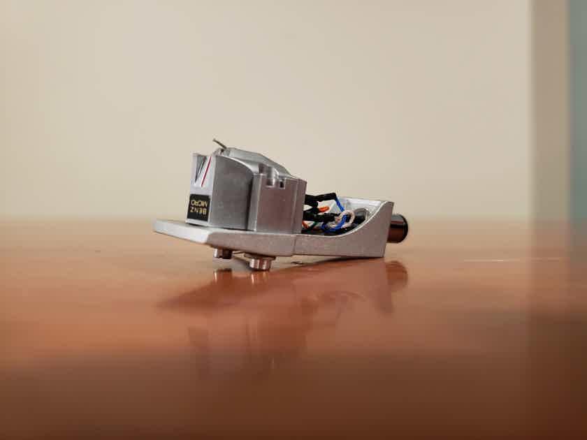 Benz Micro MC Silver High Output Moving Coil Cartridge. Save 58%
