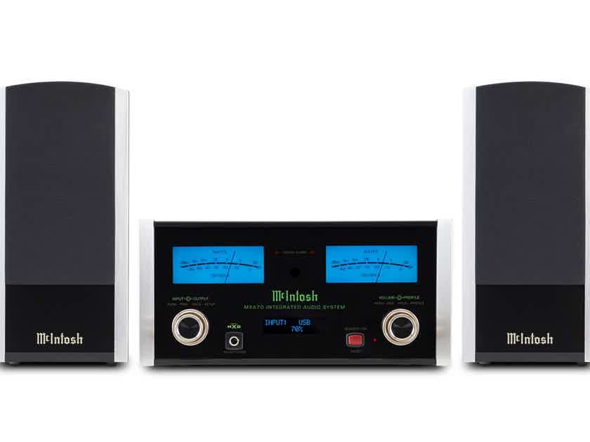McIntosh MXA70 50 Watt Integrated Audio System, New-in-Box