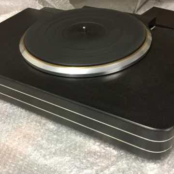 Technics SP10-MK3 Turntable in Dobbins 2 arm plinth