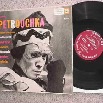 Stravinsky Petrouchka