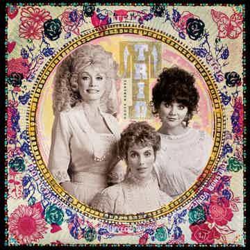 Dolly Parton, Linda Ronstadt & Emmylou Harris Trio, Fat...