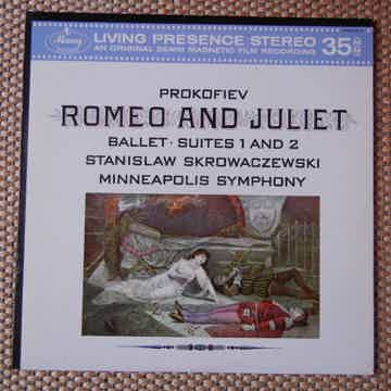 Prokofiev - Romeo and Juliet MercurySR90315
