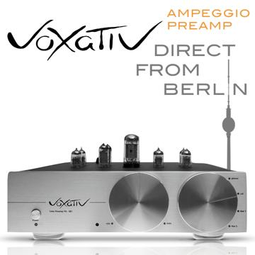 Voxativ P-001 Preamplifier