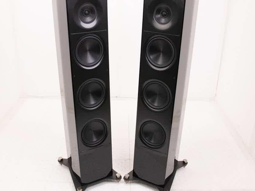 Elac Adante Floorstanding Speakers; Gloss Black Pair, AF-61 (19128)