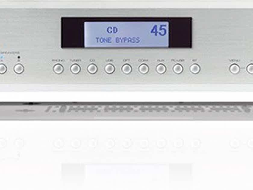 Rotel A12 Integrated Amplifier – Silver Finish  – NEW IN BOX/Warranty