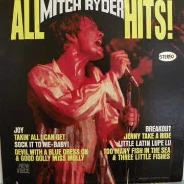 MITCH RYDER ALL HITS