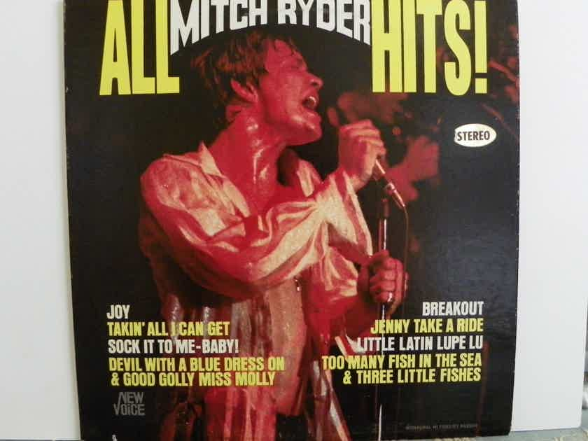 MITCH RYDER - ALL HITS