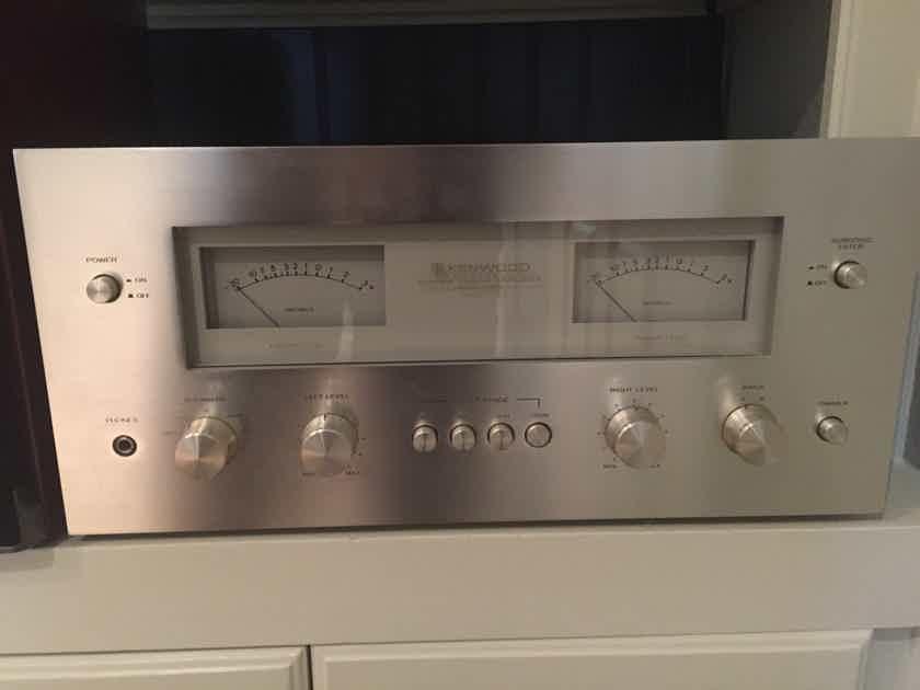Kenwood Supreme M700 Amp