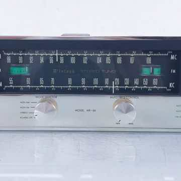 MR-66 Vintage AM / FM Tube Tuner