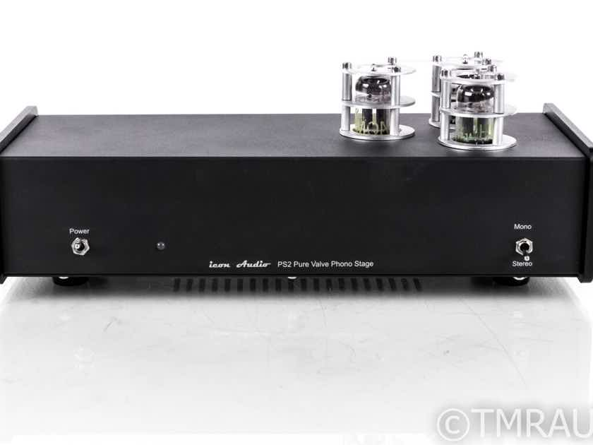 Icon Audio PS2 MM Tube Phono Preamplifier (20151)