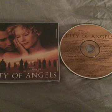 Soundtrack U2 Peter Gabriel Jimi Hendrix  City Of Angels