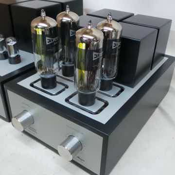 Thomas Mayer Differential 10Y Line Preamplifier - Silver