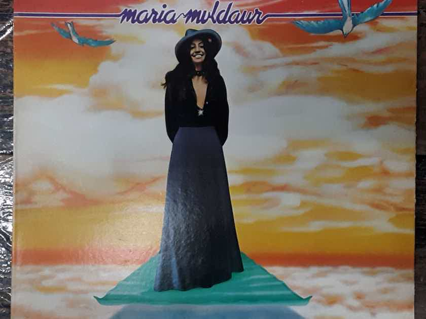 Maria Muldaur - Maria Muldaur NM- 1973 Vinyl LP Reprise Records MS 2148