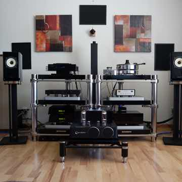 Voxativ T-211 (old version) with Voxativ's Hagen and Zeth speakers