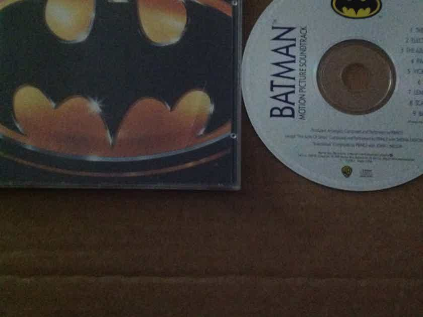 Prince - Batman Warner Brothers Records Motion Picture Soundtrack CD