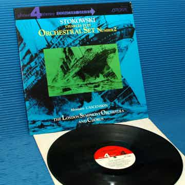 "IVES / Stokowski  - ""Orchestral Set 2"" -  London Phase ..."