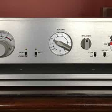 Nagra Jazz in pristine condition with VFS and 3 cone feet