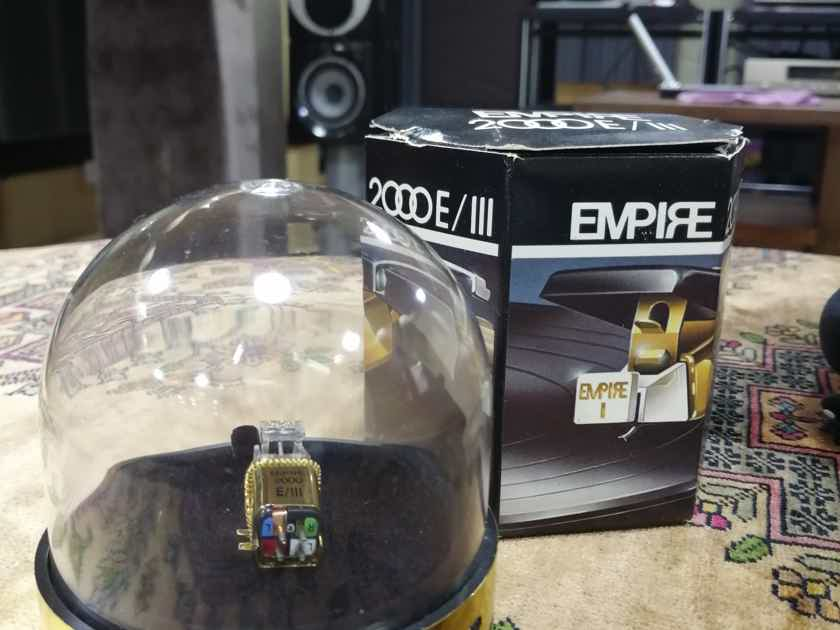 Sell A Private Collection, Brand New Empire 2000E / III Classic MM Cartridge