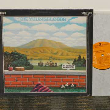 The Youngbloods - Elephant Mountain RCA LSP 4150 (Non D...