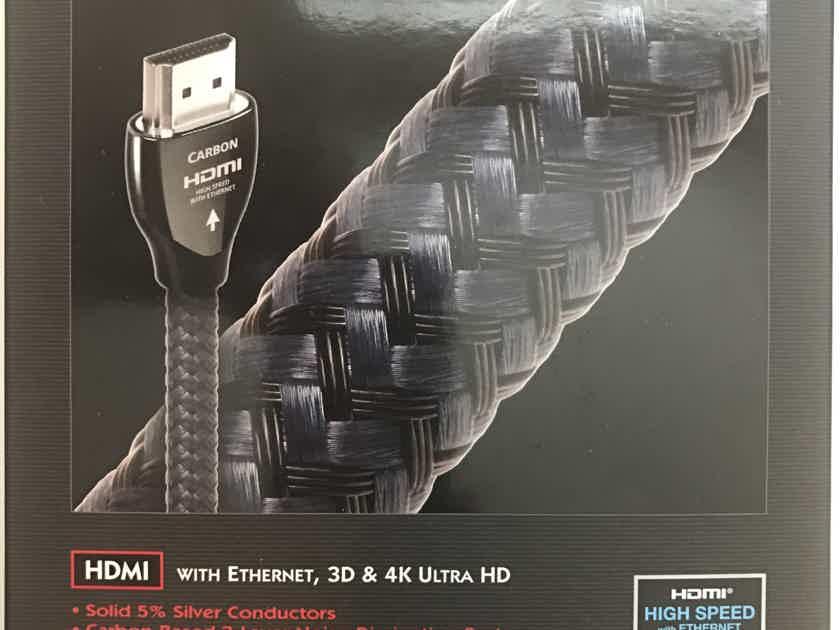 AudioQuest Carbon HDMI Cable. 3m. NEW!