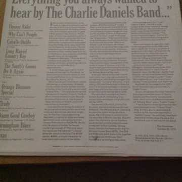 Charlie Daniels Band - Everything You've Always Wanted ...