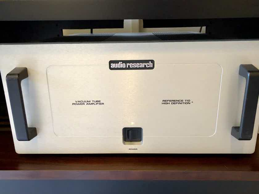 Audio Research Reference 110 Power Amplifier - Sweet Reference Power <<FREE Shipping>>