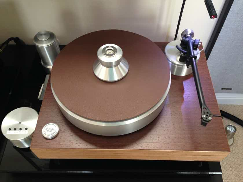 Acoustic Solid Wood MPX with rewired WTB300 [ Rega OEM ] ~ Made in Germany ~
