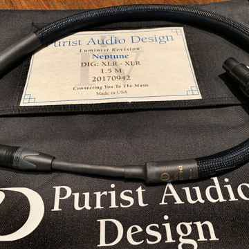 Purist Audio Design Neptune Luminist Revision Digital A...