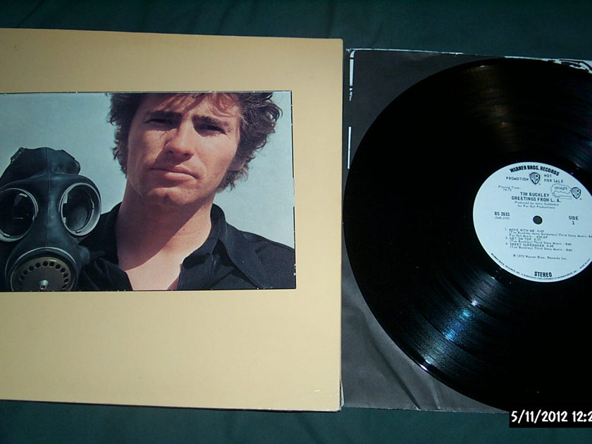 Tim buckley greetings from la white label promo lp nm rock tim buckleygreetings from la tim buckley greetings from la white label promo lp nm m4hsunfo